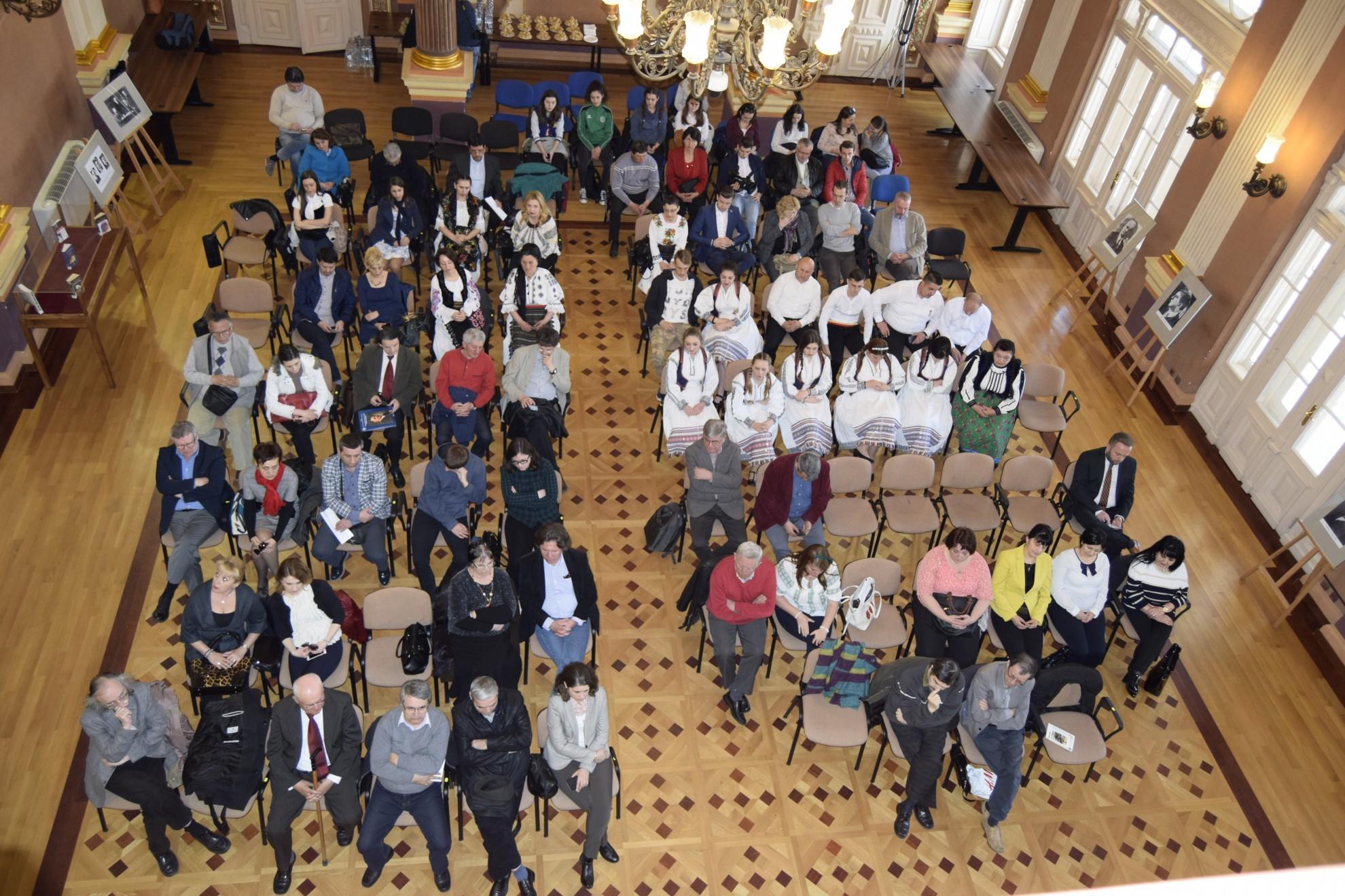 Sesiune internațională de comunicări științifice dedicată Zilelor Aradului