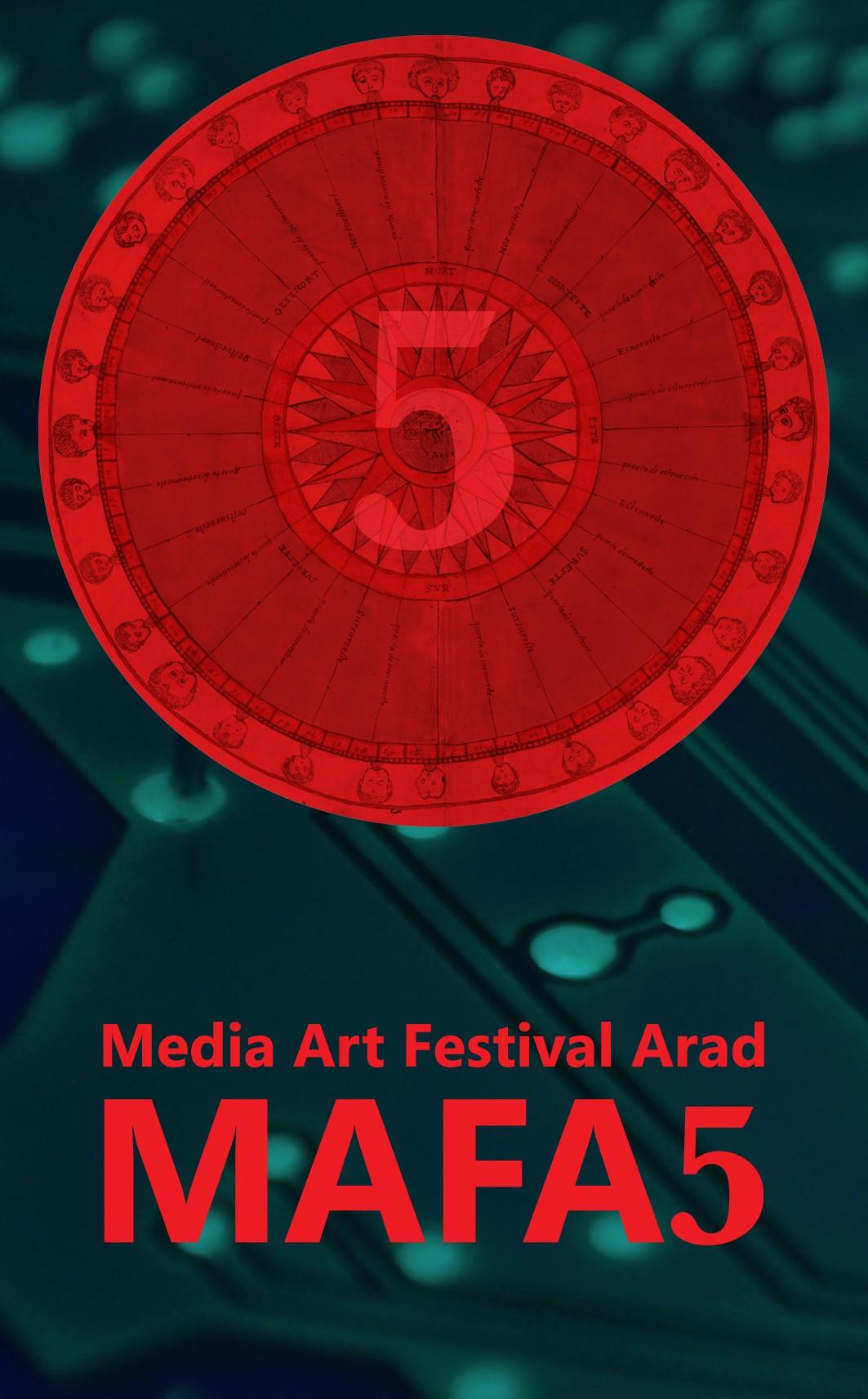 Festivalul Internațional de Arta Contemporană – Media Art Festival, ediția a V – a