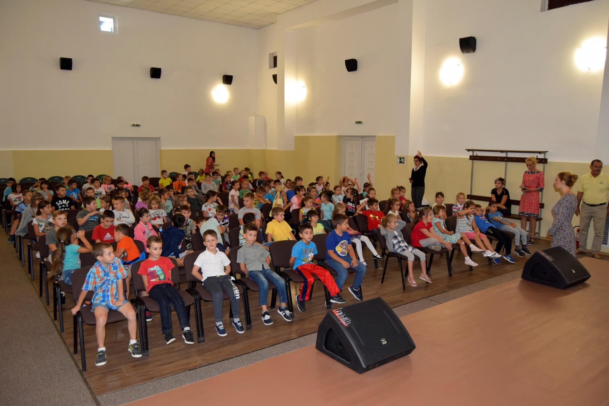 Municipalitatea lansează un proiect de educație cinematografică