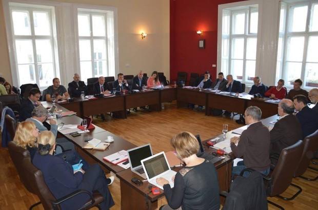 Aradul a găzduit reuniunea Alianței Orașelor Europene de Cultură