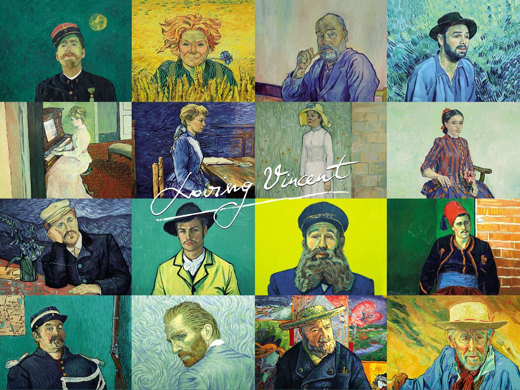 Loving Vincent - revine la Cinema Arta