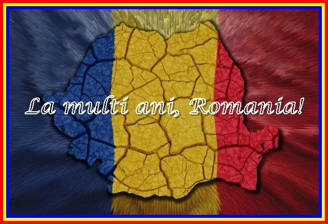 December 1 - National Day of Romania