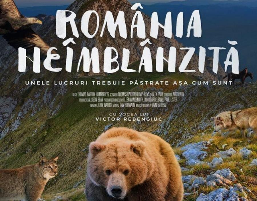 România Neîmblânzită - revine la Cinema Arta