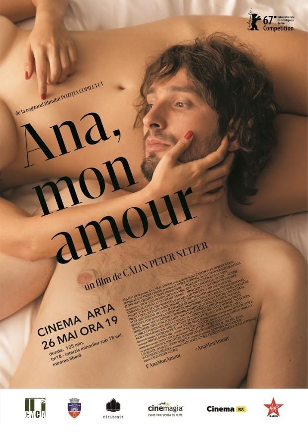 Ana, mon amour – Proiecție specială la Arad