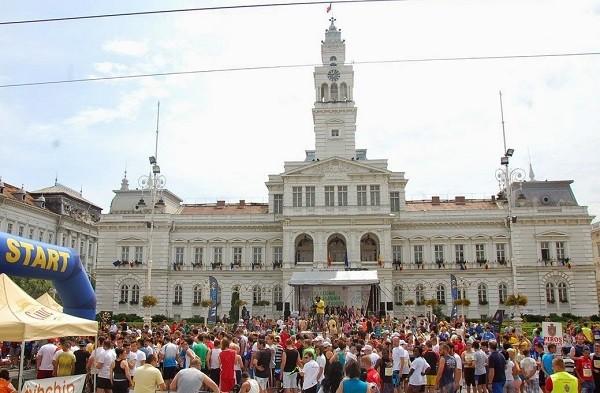 Maratonul, semimaratonul și crosul Aradului, ediția a VI-a