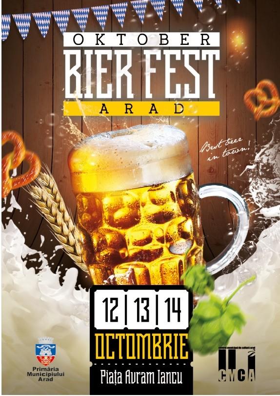 Oktober Bier Fest Arad