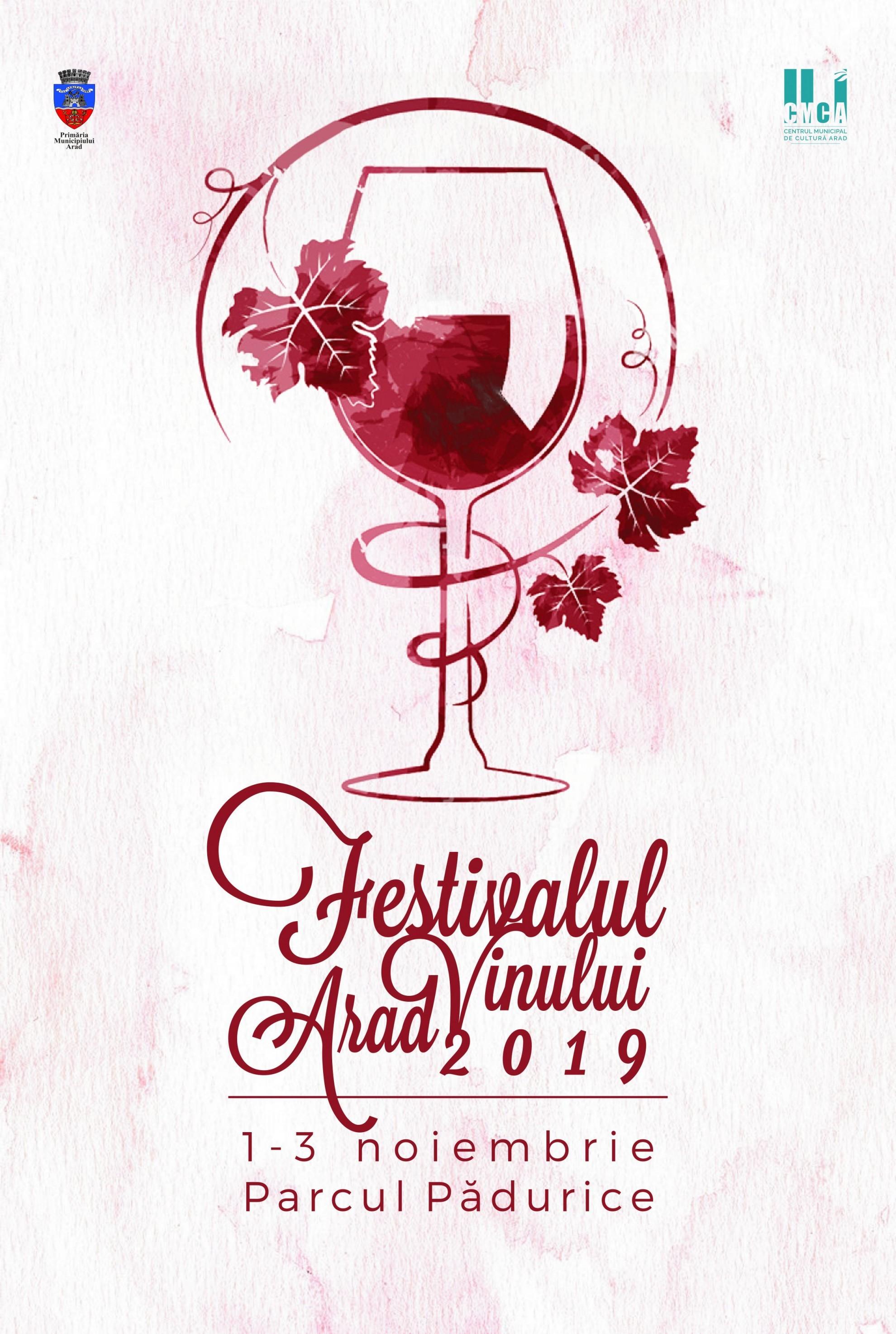 Festivalul Vinului, ediția 2019, la Arad