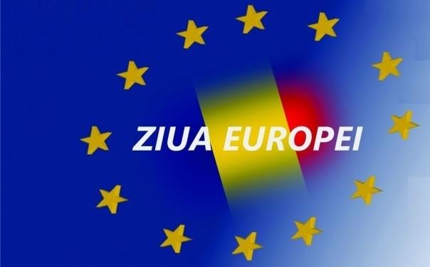 Ziua Europei, sărbătorită în Parcul Eminescu din Arad