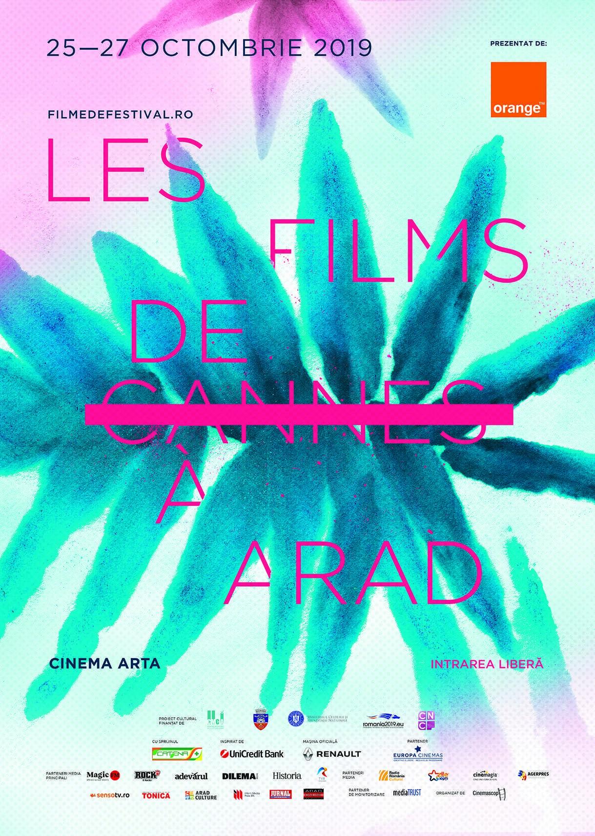 Un weekend de neuitat cu filme premiate la Festivalul de la Cannes