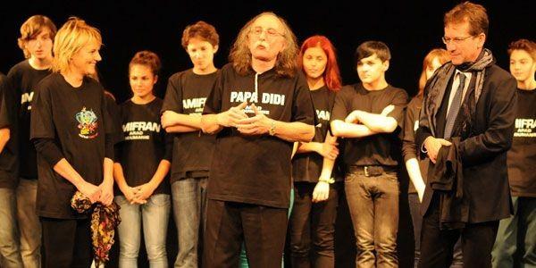 """Festivalul Internațional de Teatru Tânăr Francofon pentru Tineret """"AMIFRAN"""", ediția a XXV-a"""