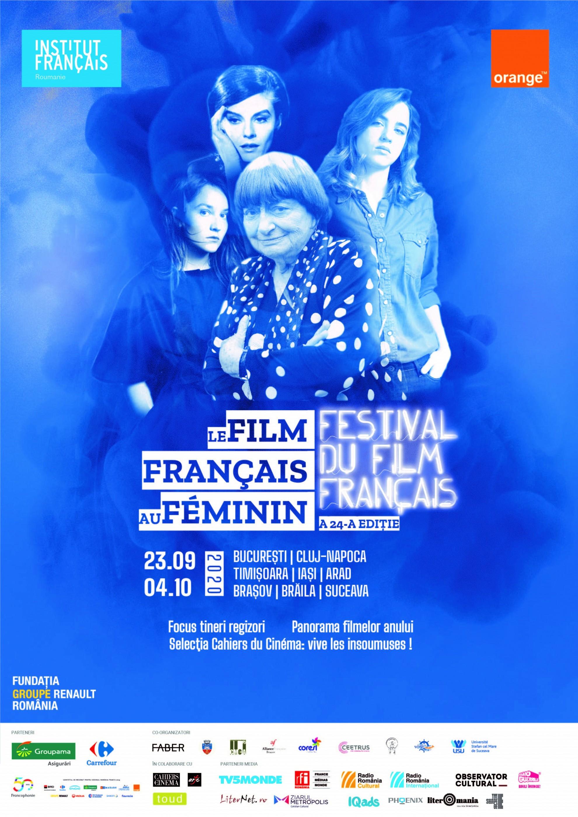 Festivalul Filmului Francez, la Arad. Filmul francez la feminin