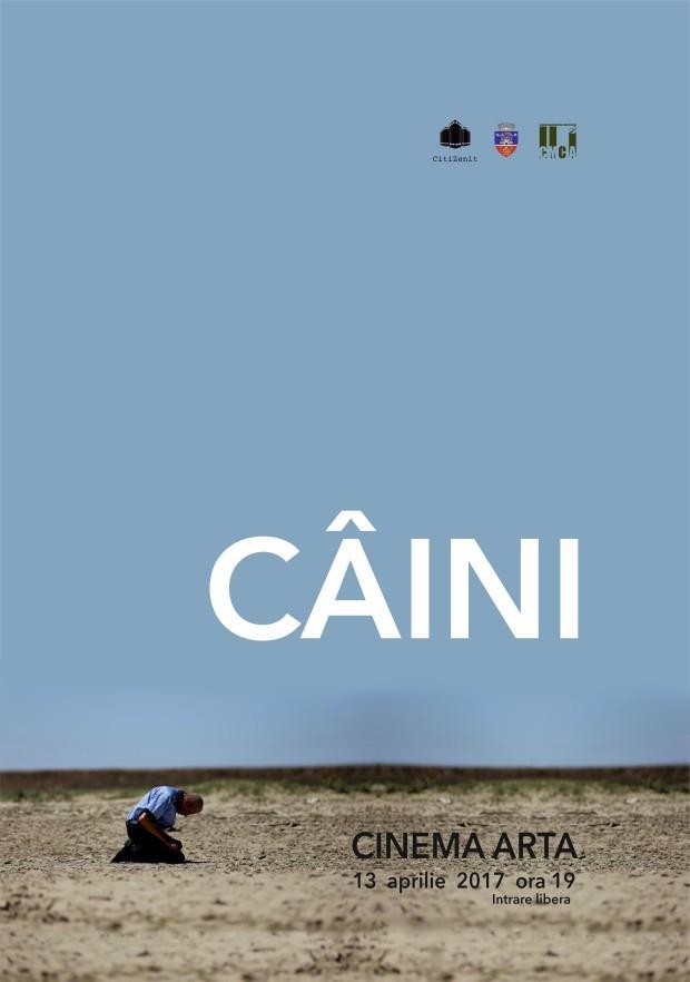 Câini, un thriller cum nu ai mai văzut în filmul românesc, ajunge în premieră și în Arad!