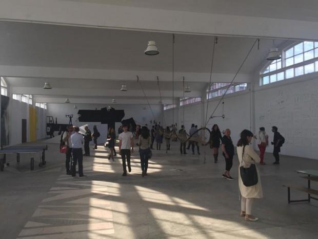 Bienala de artă contemporană ArtEncounters la Arad