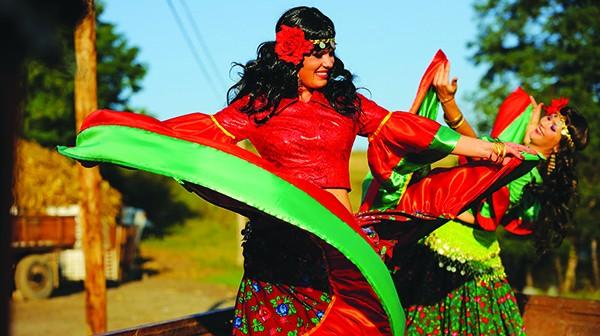 Manifestări culturale și sărbători ale minorității rromilor
