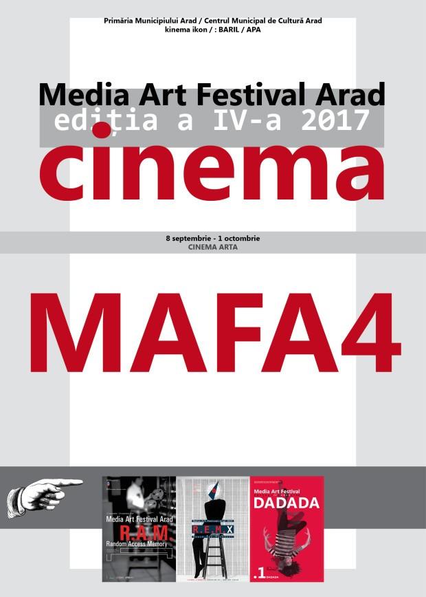 Festivalul de Artă Contemporană – Media Art Festival