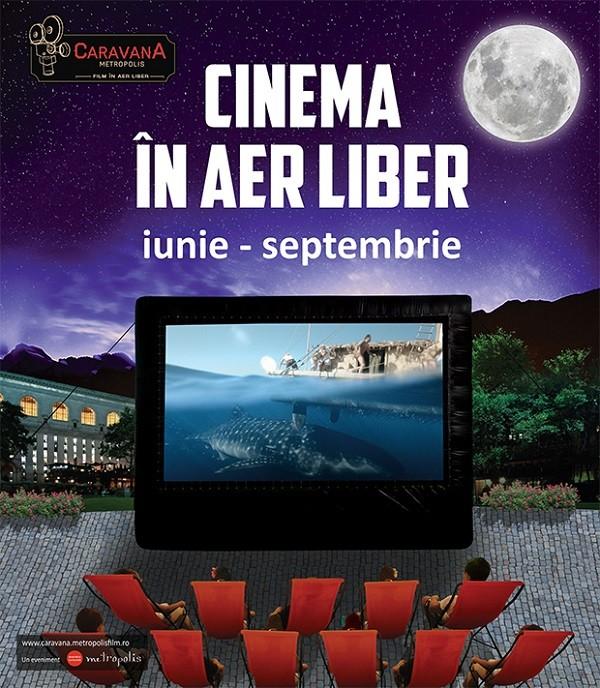 """""""Cinema în aer liber"""" cu filme de Oscar"""