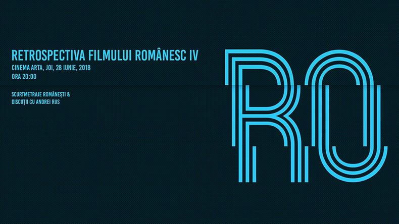 O nouă ediție a Retrospectivei Filmului Românesc va avea loc, la Cinema Arta, pe 28 iunie, de la ora 20.