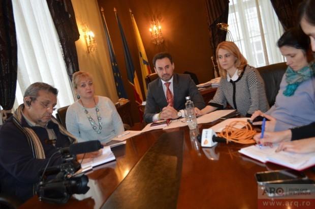Oferta culturală a municipiului Arad pentru anul 2016