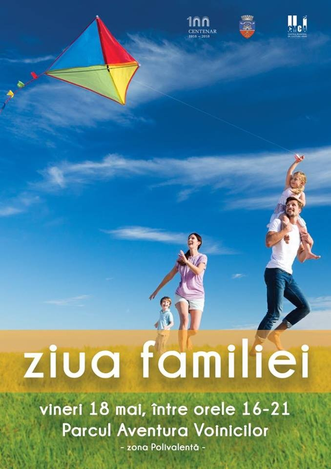 Family day, Fifth Edition, the Voinicilor Adventure Park