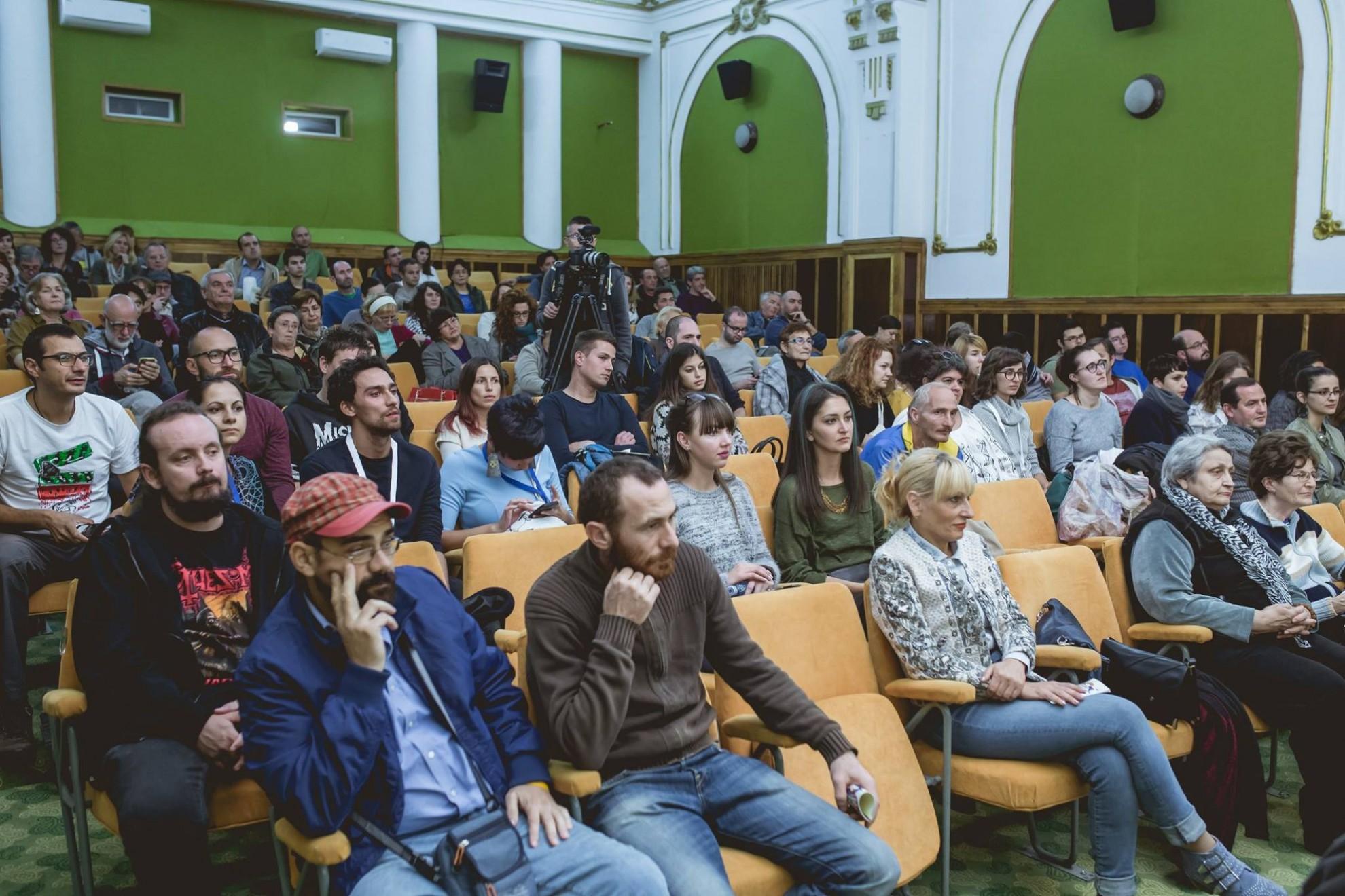 Filmtettfeszt - Erdélyi Magyar Filmszemle / Zilele Filmului Maghiar ajunge și anul acesta la Arad!