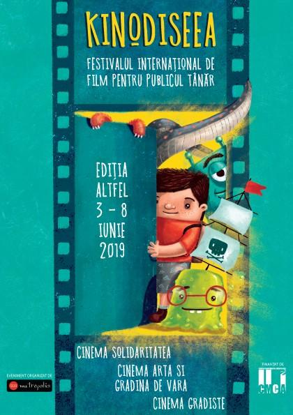 Cele mai frumoase filme pentru copii și familie în iunie, la Arad