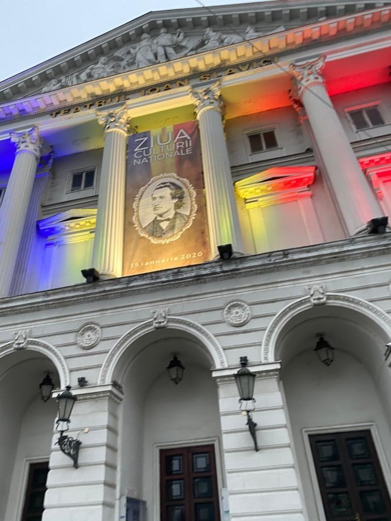 15 ianuarie 2020 - Ziua Culturii Naționale