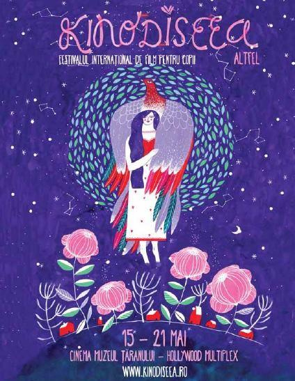 KINOdiseea Altfel vă aduce în mai cele mai bune filme pentru copii la Arad !