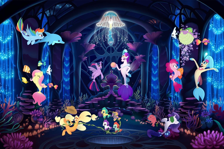 """Animația """"My Little Pony. Filmul"""", proiectată la cinematograful din Grădiște"""