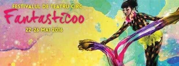 Festivalul de teatru circ Fantasticoo revine în forță