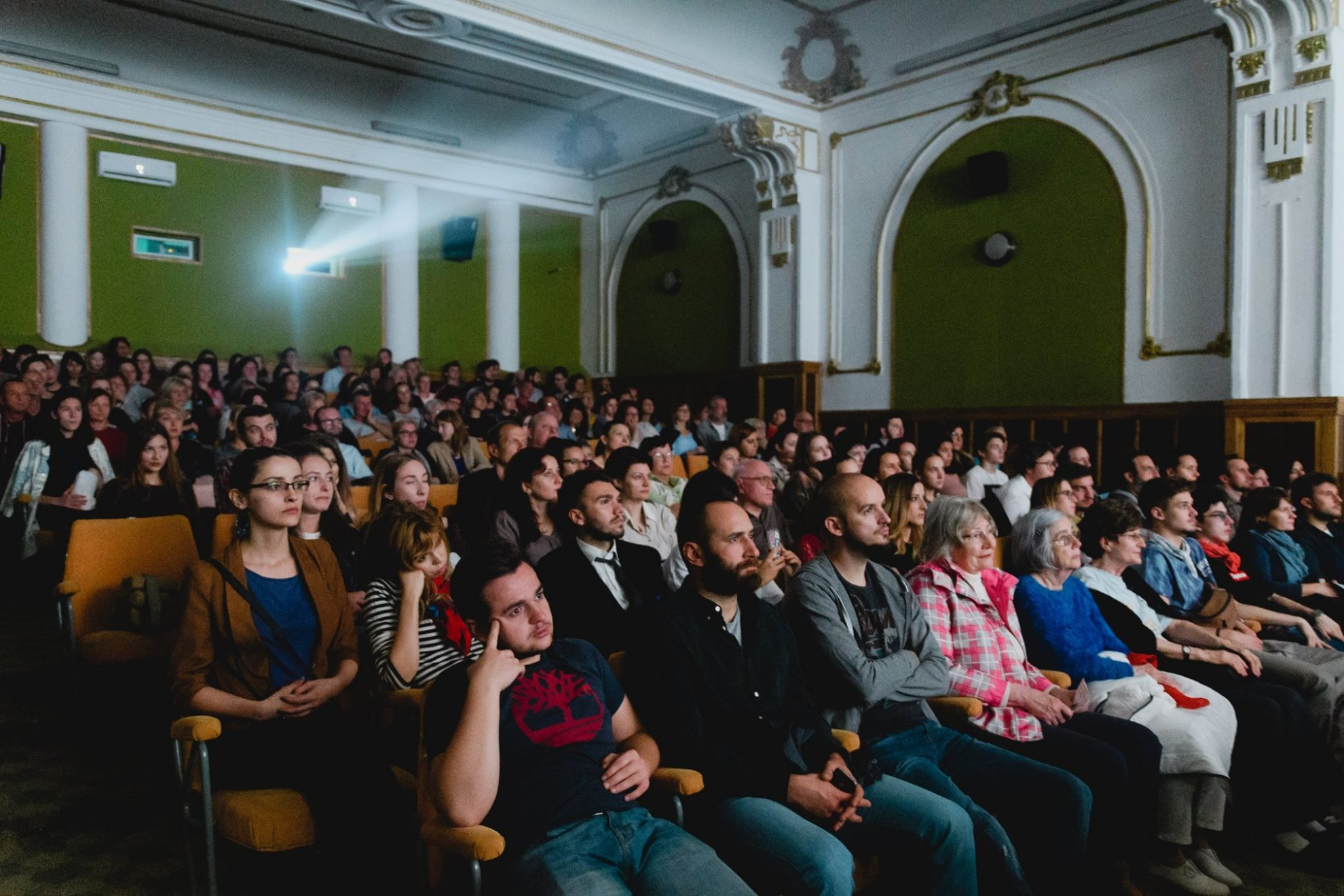2017-Year of the cinema in Arad town