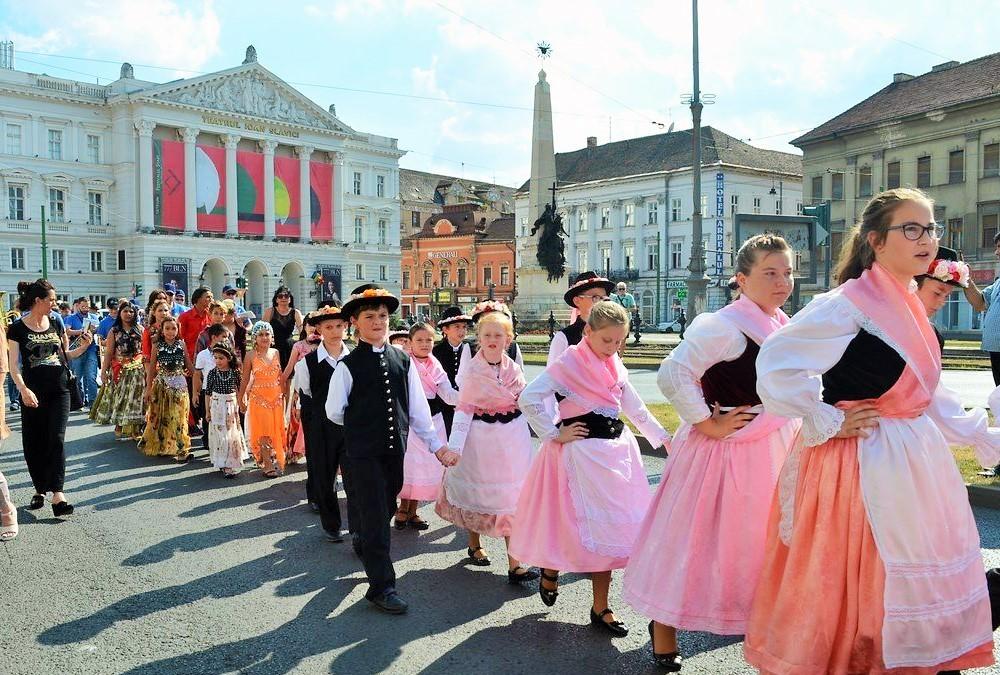 Festivalul minorităților naționale