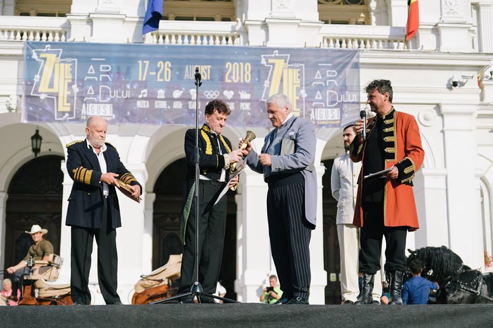 Zilele Aradului 2018, la ora bilanțului: Peste 70.000 de participanți în cele 10 zile de sărbătoare ale oraşului