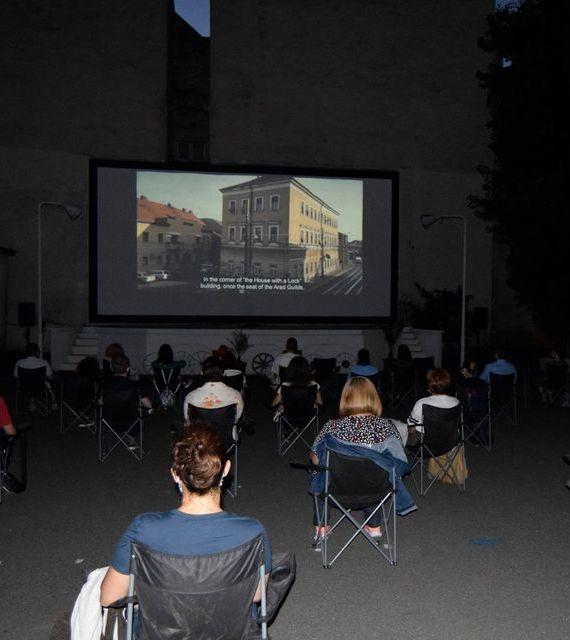 """Două documentare vor fi proiectate în grădina de vară de la cinematograful """"Arta"""""""