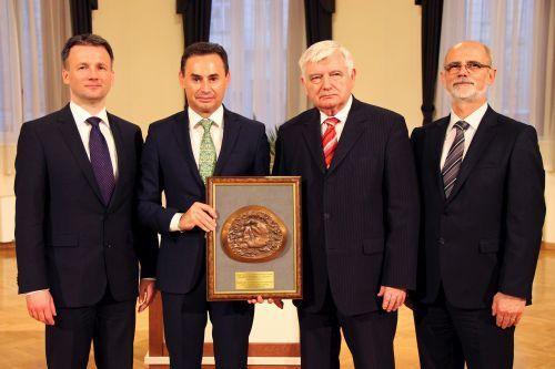 Fostul vicepreședinte al Parlamentului European vine la Arad