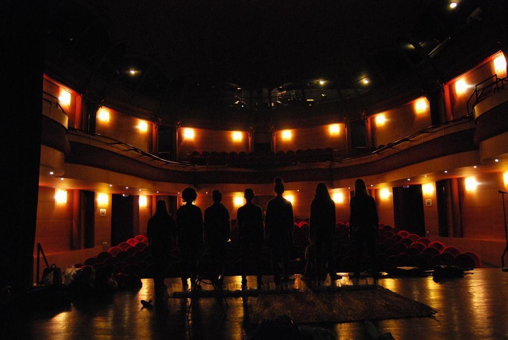 """Festivalul Internațional de teatru tânăr francofon """"Amifran"""""""