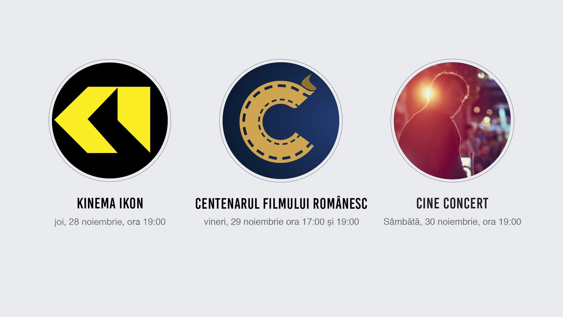 Ziua națională a României. Program special în cele trei cinematografe