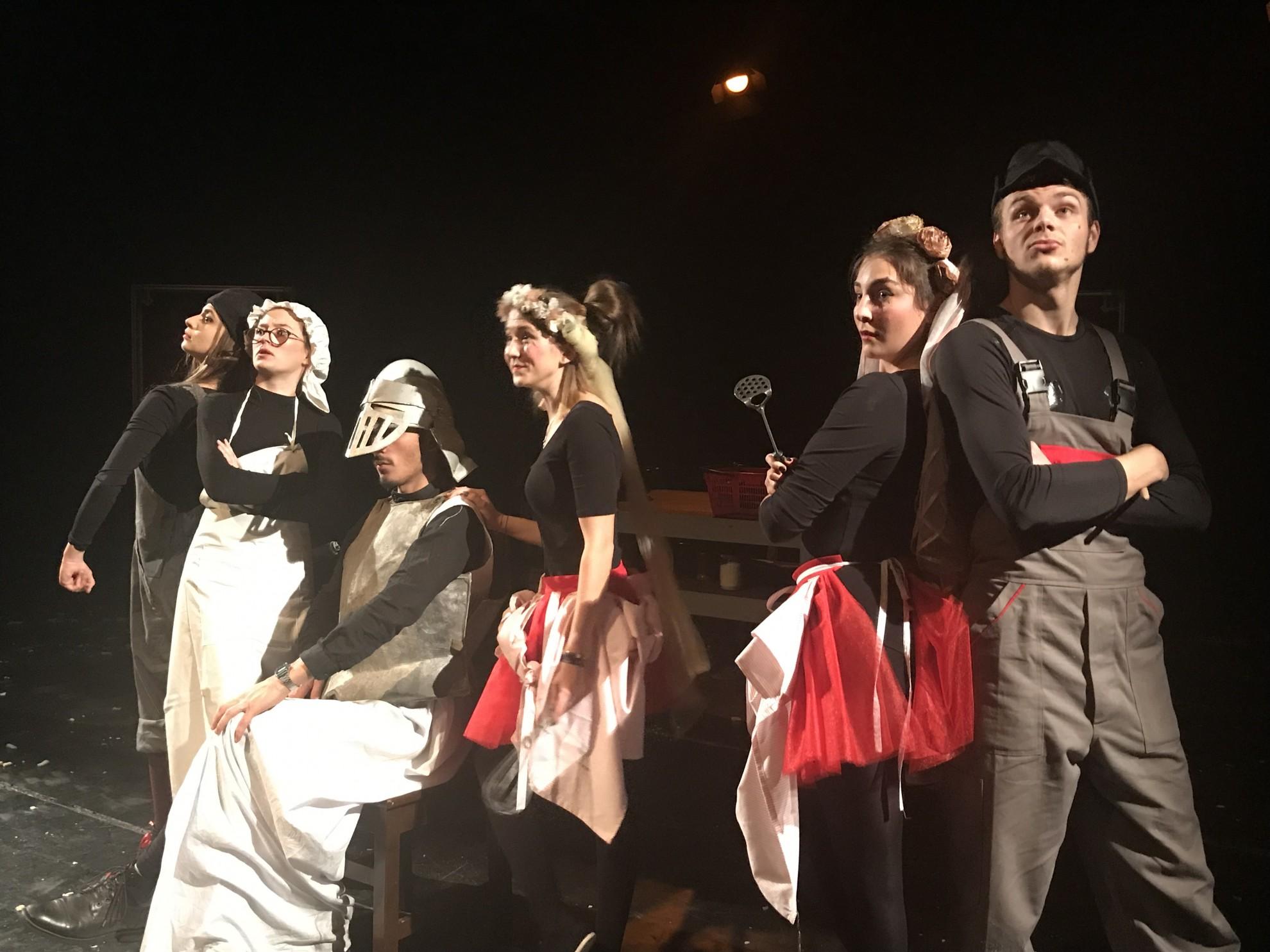 Două spectacole, în deschiderea Festivalului START