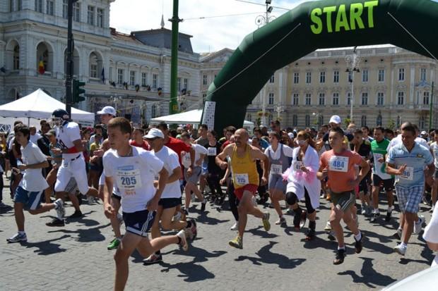S-au deschis înscrierile pentru maratonul, semimaratonul și crosul Aradului – 2016